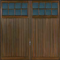 Hormann Series 2000 GRP up and over garage doors Style 2040 Livingston